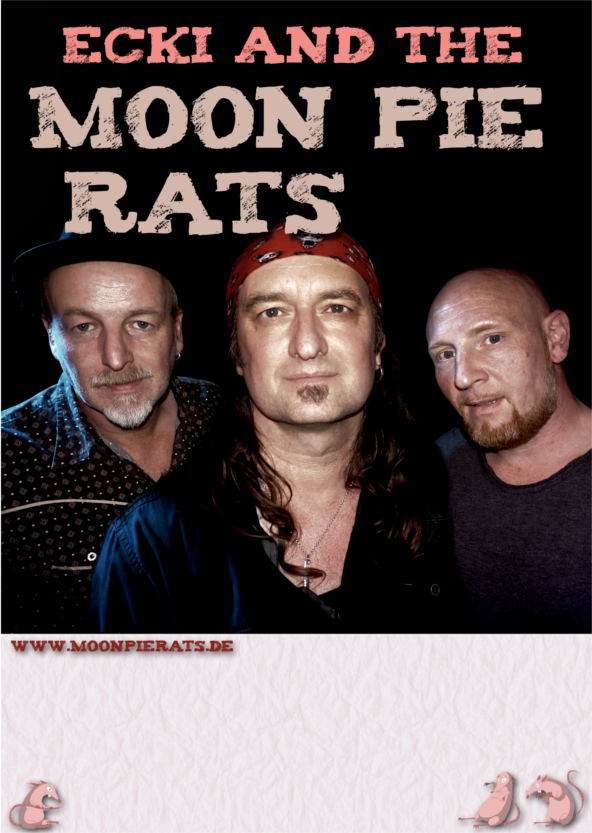 Moon Pie Rats Plakat